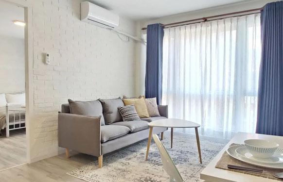 Nordic Nest 1BR Apartment
