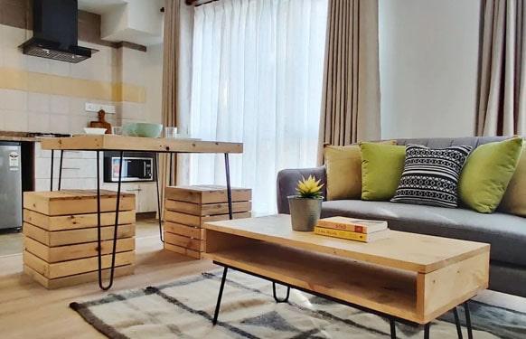 Cozy Cabin 2BR Apartment